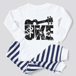 The Uke Toddler Pajamas