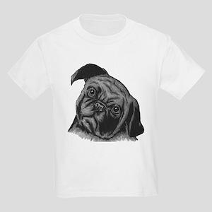 Pug Kids Light T-Shirt