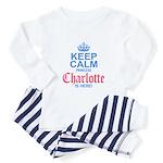 Princess Charlotte Toddler Pajamas