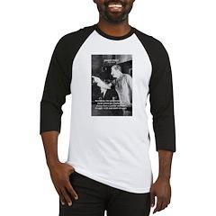 Joseph Stalin Revolution Baseball Jersey