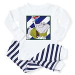 3ID Rocky the Bulldog Toddler Pajamas