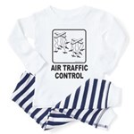 Air Traffic Control Toddler Pajamas