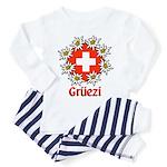 Gruezi Toddler Pajamas
