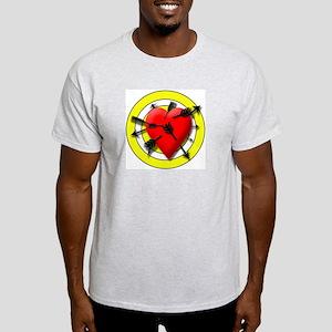 Heart Ash Grey T-Shirt