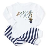 Dragonfly Swarm - Toddler Pajamas
