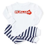 Made in Punjab Toddler Pajamas