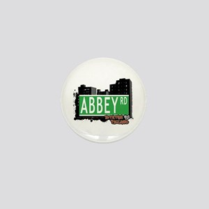 ABBEY ROAD, STATEN ISLAND, NYC Mini Button