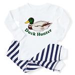 Duck Hunter Toddler Pajamas