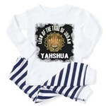 Yahshua Lion Toddler Pajamas