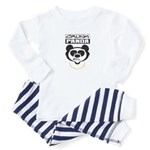 Crunk Panda™ Toddler Pajamas