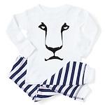 Pride (Black) Toddler Pajamas