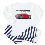 7387logotruck Pajamas