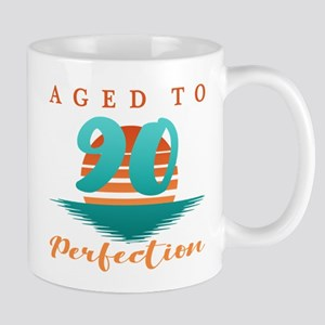 90th Birthday Retro Mugs