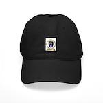 GUERETTE Family Crest Black Cap