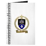 GUERETTE Family Crest Journal