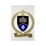 GUERETTE Family Crest Rectangle Magnet (100 pack)