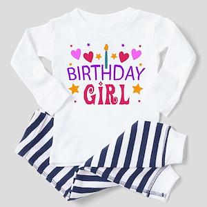 Birthday Girl Toddler Pajamas