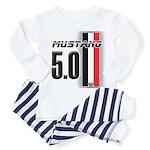 Mustang 5.0 BWR Toddler Pajamas