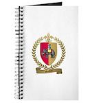 GUIDRY Family Crest Journal
