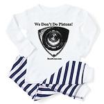 We Don't Do Pistons! - Toddler Pajamas