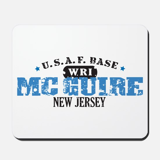McGuire Air Force Base Mousepad