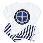 35TH INFANTRY DIVISION Toddler Pajamas