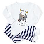 sigmoond freud Toddler Pajamas