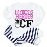 Hayden's Heroes Toddler Pajamas