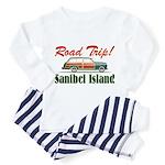Road Trip! - Sanibel Toddler Pajamas