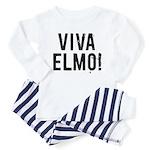 VIVA ELMO! Baby/Toddler Pajamas