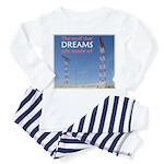 The Stuff Of Dreams Toddler Pajamas