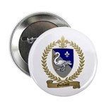 GUILBAULT Family Crest Button