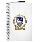 GUILBAULT Family Crest Journal