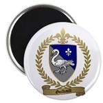 GUILBAULT Family Crest Magnet
