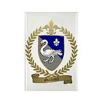 GUILBAULT Family Crest Rectangle Magnet (100 pack)