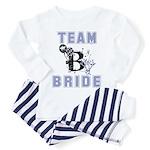 Celebrate Team Bride Toddler Pajamas