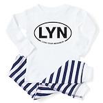 LYN Toddler Pajamas