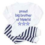 Big brother of triplets Toddler Pajamas