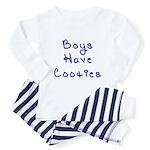Boys Have Cooties Toddler Pajamas