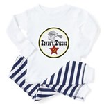 Soviet Steeds Toddler Pajamas