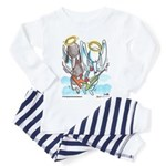 Godz Poodlz Toddler Pajamas