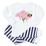 Twin B Bee Toddler Pajamas