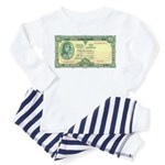 Irish Money Toddler Pajamas