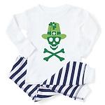 Li'l Seamus Skully Toddler Pajamas