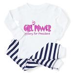 Girl in Power Toddler Pajamas
