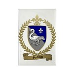 GUILBEAU Family Crest Rectangle Magnet