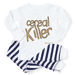 cereal killer Toddler Pajamas