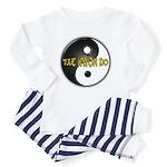 Tae Kwon Do Toddler Pajamas