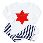 Italian Jew Toddler Pajamas