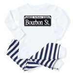 Bourbon St. Toddler Pajamas